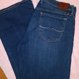 Lucky Brand 14/32 Sweet & Low Ankle Jeans